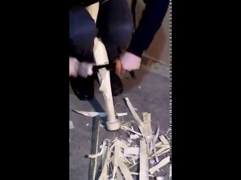 Как сделать биту без токарного станка