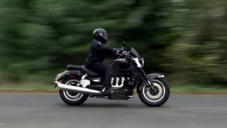 6. Triumph Rocket 3 Roadster Motorcycle Experience Road Test