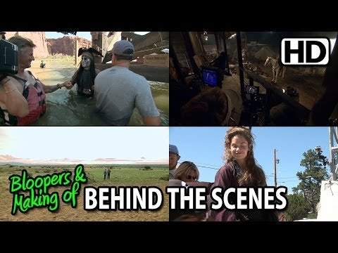 The Lone Ranger (2013) Making of & Behind the Scenes (Part4/4)