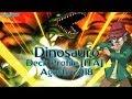 Dinosauro  Deck Profile Ita Agosto 2018