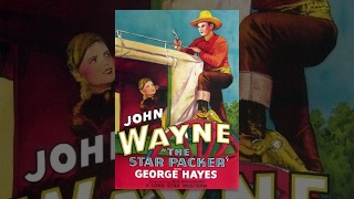The Star Packer - John WayneA gang working for The Shadow is terrorizing the town. John Travers decides to take on the job of sheriff and do something about it.
