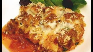 Chicken Parm Casserole Recipe - Easy Chicken Parm Bake