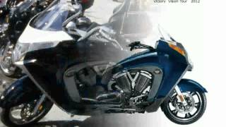 4. Victory Touring Cruiser  motorbike Specification [Motorcycle Specs]
