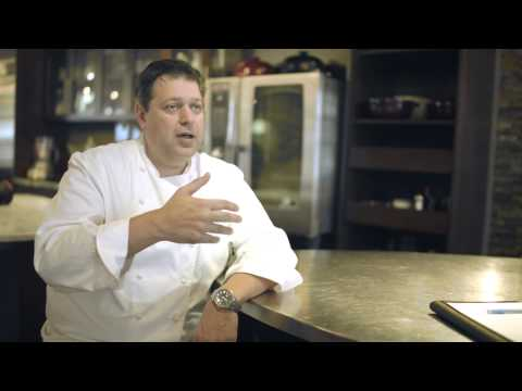 MVP Chef John Cirillo -Inspiration For The Cooking Academy