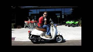 7. FBC - 2009 Yamaha Vino Classic Scooter