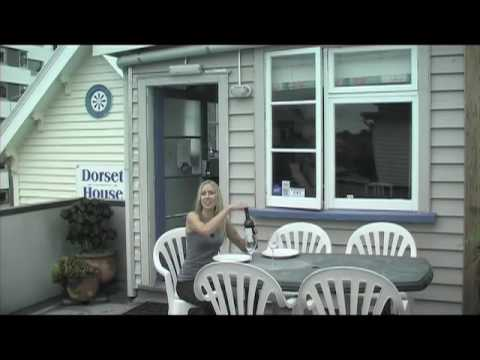 Video av Dorset House Backpackers