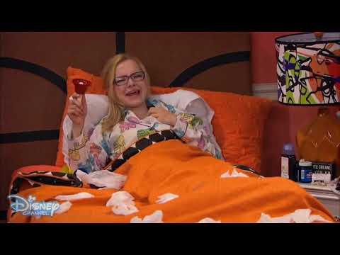 Liv and Maddie| Twin-sickness| Disney Channel
