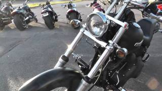 5. 040102 - 2007 Harley-Davidson Night Train FXSTB - Used Motorcycle For Sale