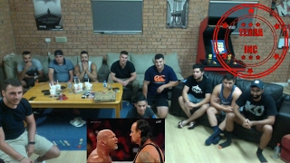 Nonton Wwe Royal Rumble 2017 Reaction Video  Whole Ppv Reaction   Vlog  263 Film Subtitle Indonesia Streaming Movie Download