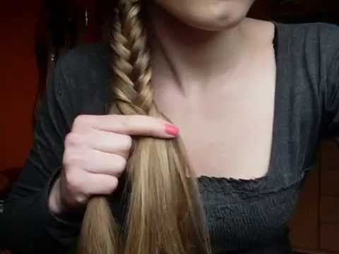 plait - My blog: http://szykistyl.pinger.pl The song is : Lovely by Alice Peacockyou I did too big peices it looks like a normal braid. You must did small pieces :)