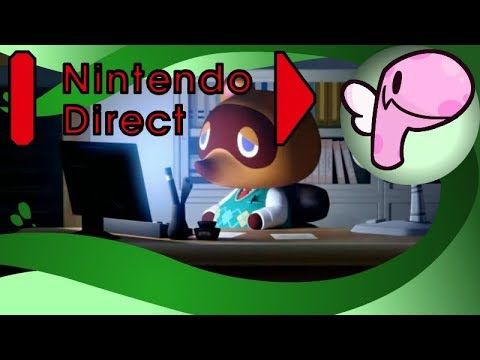 Nintendo Direct Commentary (9.13.2018)- Full Stream [Panoots]
