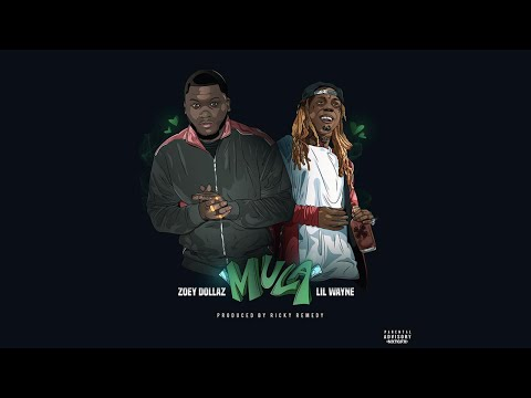 Zoey Dollaz - Mula Ft. Lil Wayne (Remix)