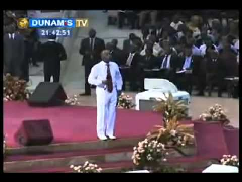 "Oyedepo's Sermon Calling For Killing Of ""people Who Look Like Boko Haram"""