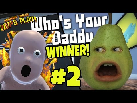Pear Forced to Play - Who's Your Daddy #2: WINNER!!!