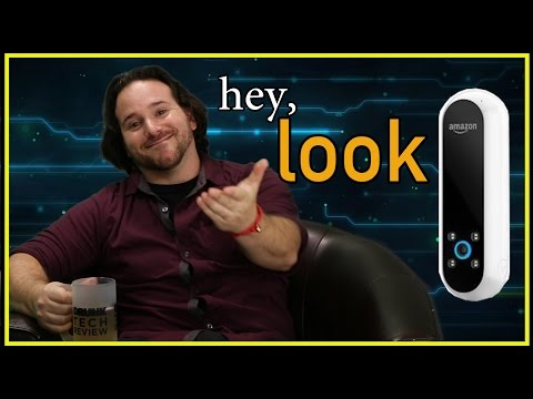 Amazon Echo Look - Drunk Tech Review