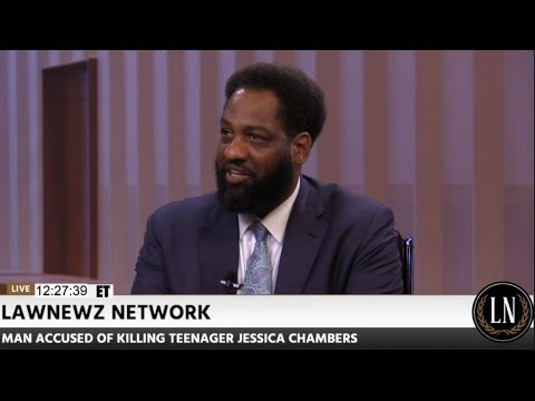 Norman Williams Discusses Jessica Chambers Murder Trial On LawNews Network Part 2