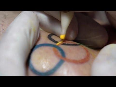 Βραζιλία: Ένα τατουάζ για τους Ολυμπιακούς