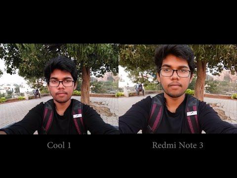 Cool1 vs Redmi Note 3 Camera Comparison
