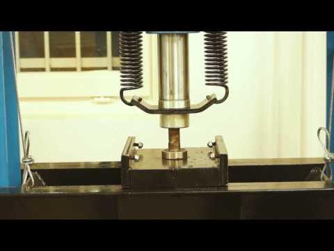 Hydraulic shop press 50t TL0500-6