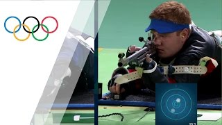 Video Rio Replay: 50m Rifle Prone Men's Final MP3, 3GP, MP4, WEBM, AVI, FLV September 2018