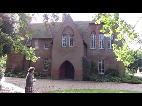 The Red House - Philip Webb and William Morris