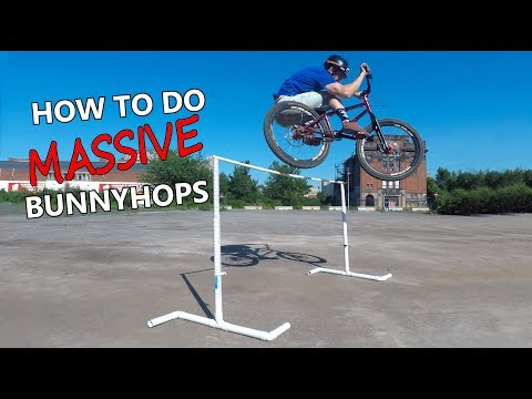 How To Do MASSIVE Bunnyhops!