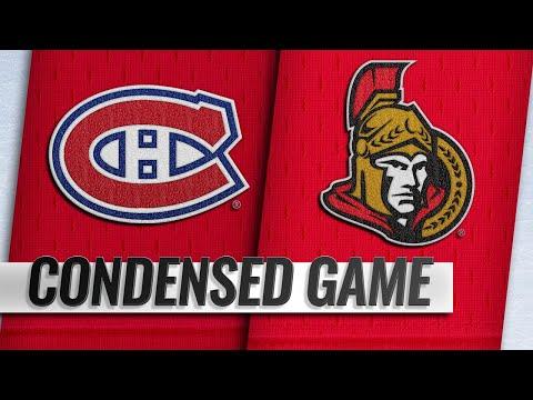 Video 10/20/18 Condensed Game: Canadiens @ Senators download in MP3, 3GP, MP4, WEBM, AVI, FLV January 2017