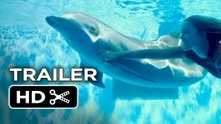 Nonton Dolphin Tale 2 Official Trailer (2014) - Morgan Freeman, Harry Connick Jr. Dolphin Movie HD Film Subtitle Indonesia Streaming Movie Download
