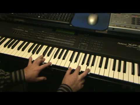 Como tocar cumbia en el piano (jimmy)