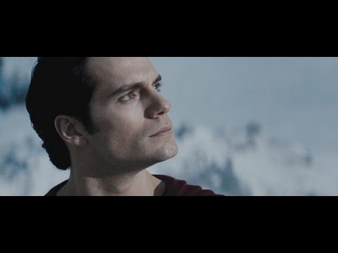 HD Trailer Of New Movie Man Of Steel