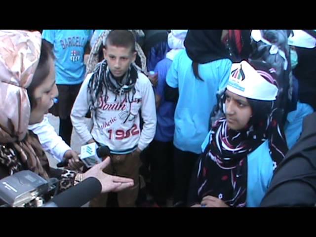 مسابقه دوش بانوان خط نو درشهر مزارشریف