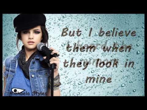 Video Selena Gomez - My Dilemma - lyrics download in MP3, 3GP, MP4, WEBM, AVI, FLV January 2017
