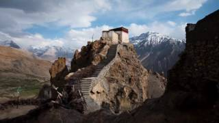 Spiritual Spiti: Meditation Retreats in the Himalayas