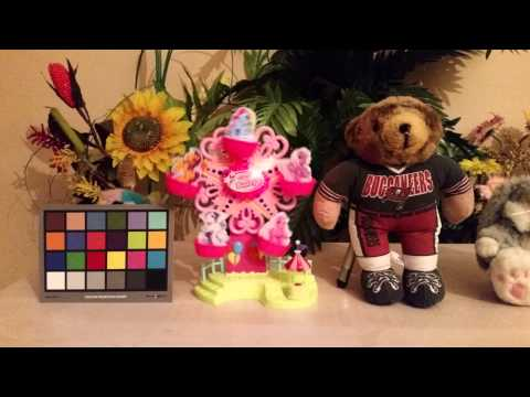 Samsung Galaxy S5 4K Indoor Sample Video