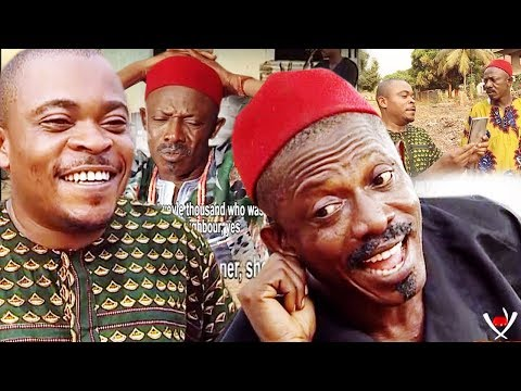 Brothers Season 1&2 - Victor Osuagwu & Osuofia 2019 Latest Nigerian Nollywood Comedy Movie Full HD
