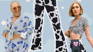 Best Friends Style Pajamas As Clothes For A Day