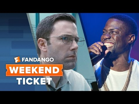The Accountant, Kevin Hart: What Now? | Weekend Ticket