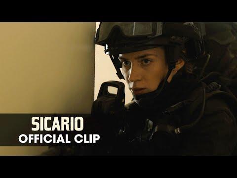 Sicario (Clip 'Raid')