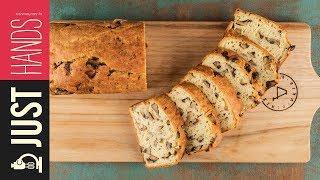 Savory Mushroom Cake | Akis Kitchen by Akis Kitchen
