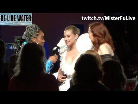 Lili Reinhart, J.Lo, Constance Wu @ Hustlers TIFF Event