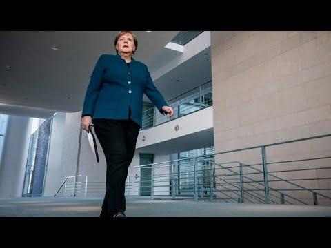 Γερμανία: Σε καραντίνα κατ' οίκον η καγκελάριος Άνγκελα Μέρκελ…
