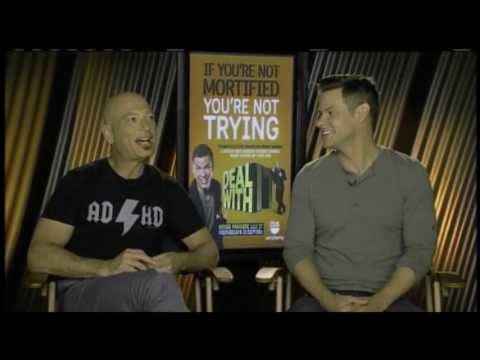 Michelle Chats with Howie Mandel & Theo Von