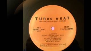 MC Brains  -  Oochie Coochie on My Brain - Turbo Beat Remix