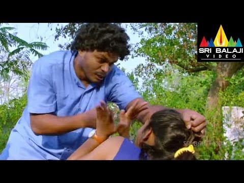 Lovers Movie Sapthagiri Beating Girls on Road || Sumanth Ashwin, Nanditha