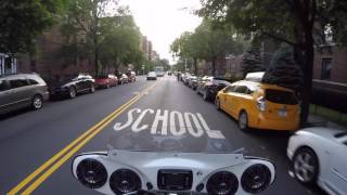 8. 2012 Yamaha Road Star Silverado S  -  Queens to Manhattan 7/29/2016