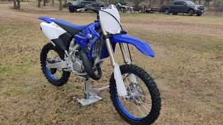 2. 2020 Yamaha YZ125 First Ride