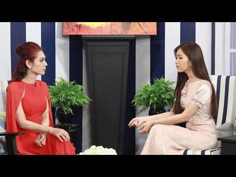 """Lâm Khánh Chi hoang mang khi nghe """"hậu duệ"""" Hương Giang kể chuyện yêu đồng tính nữ - Thời lượng: 2 phút, 30 giây."""