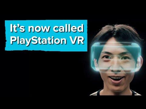Project Morpheus devient PlayStation VR