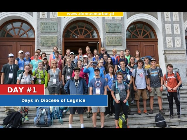 DAY #1 - Days in Diocese of Legnica [PL/ENG]