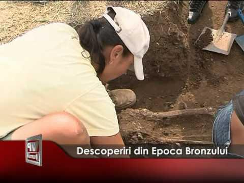 Descoperire din Epoca Bronzului